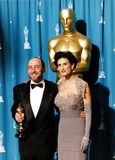 Albert Wolsky Photo - Albert Wolsky and Demi Moore at the Academy Awards 1992 UppaipolGlobe Photos Inc