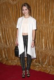 Annasophia Robb Photo - Alice and Olivia Fall 2015 Presentation-celebs Prince George Ballroom NYC February 16 2015 Photos by Sonia Moskowitz Globe Photos Inc 2014 Annasophia Robb