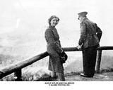 Adolf Hitler Photo - Adolf Hitler and Eva Braun Globe Photos Inc