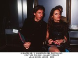 Gianni Versace Photo - Imapress  Y VlamosGlobe Photosinc Couture Pe 2000 - Gianni Versace Jean Michel Jarre - Amie