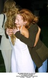 AJ Langer Photo - NBC Summer Press 2001 All-star Party Ritz Carlton Hotel Pasadena CA Aj Langer  Vicki Lewis Photo by Fitzroy Barrett  Globe Photos Inc 7-20-2001 K22494fb (D)