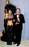Don Ameche Photo - Academy Awards Oscars 1986 James ColburnipolGlobe Photos Inc Cher Don Ameche