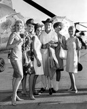 Joey Heatherton Photo - Bob Hope Mid 60s Dianna Lynn Batts Anita Bryant Joey Heatherton Sylvia NorrisGlobe Photos Inc
