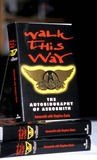 Aerosmith Photo - Sd0922 Aerosmith Book Walk This Way Barnes  Noble New York City Photo Walter Weissman  Globe Photos Inc