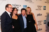 Jennifer Grey Photo - Trust Me Premiere Tribeca Performing Arts Center Ny4-20-2013 Photo by - Ken Babolcsay IpolGlobe Photo 2013 Clark Gregg Jennifer Grey Michael J Fox Tracy Pollan
