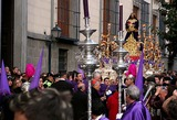 Antonio Maria Rouco Varela Photo - 04-06-2007_Madrid Spain_Cardinal Antonio Maria Rouco Varela of Madrid is the lead celebrant during the Easter processionsof Jesus de Pobre and Maria Santisima De La Esperanza Macarena two holy icons held on the shoulders of worshippers and moved through the narrow streets of the old city in Madrid CARDINAL ANTONIO MARIA ROUCO VARELAWITH RED CAPPHOTO BY NEIL SCHNEIDER-GLOBE PHOTOSK52469NS