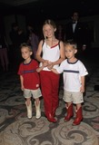 Madylin Sweeten Photo - Madylin Sweeten with Sawyer and Sullivan Sweeten at 7th Race to Erace Ms Century Plaza Hotel Los Angeles 2000 K18668fb Photo by Fitzroy Barrett-Globe Photos Inc