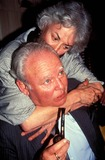 Carroll OConnor Photo - Bea Arthur and Carroll Oconnor Photo Adam Scull-rangefinders- Globe Photos Inc 1989 Beaarthurretro
