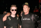 Maximillion Cooper Photo - I13572CHWGUMBALL 3000  CELEBRATES ITS 10TH ANNIVERSARY WORLD TOUR WITH A LOS ANGELES VIP PARTY SPONSORED BY PUMATROPICANA BAR AT THE ROOSEVELT HOTEL HOLLYWOOD CA  080908DAVID HASSELHOFF AND MAXIMILLION COOPER - FOUNDER OF GUMBALL 3000 PHOTO CLINTON H WALLACE-PHOTOMUNDO-GLOBE PHOTOS INC