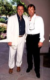 Chuck Norris Photo - Sd0723 Television Critics Press Tour  Cbs Pasadena California Chuck Norris and Brother Photo Lisa Rose  Globe Photos Inc 1998 Chucknorrisretro