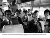 Milton Berle Photo - Milton Berle Birthday Each Year Berle Would Bus Friends to Dodgers Stadium in LA For His Birthday Guests Include Dean Martin David Janssen Jack Benny Polly Bergen Photo by Don OrnitzGlobe Photos Inc