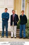 William Prince Photo - 0799 Prince Williamprince Charles  Prince Henry -Prince Williams Driving Lessons Photocall at Highgrove House in Gloucestershire