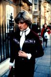 Lady Diana Photo - Princess Diana (Lady Diana Spencer) Photo Alpha-Globe Photos Inc 1981