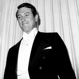 Rock Hudson Photo - Academy Awards  Oscars Rock Hudson 1968 5643 Phil RoachipolGlobe Photos Inc