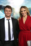 LUKE HEMSWORTH Photo - Luke Hemsworth attends the New York Premiere of in the Heart of the Sea Jazz at Lincoln Center Frederick P Rose Hall Time Warner Center NYC December 6 2015 Photos by Sonia Moskowitz Globe Photos Inc