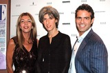 Andrew Cohen Photo - K46188KRELLE PROJECT HOSTS VIEWING PARTY FOR 2ND SEASON PREMIERE OF BRAVOS PROJECT RUNWAY AND LAUNCH OF PROJECT RUNWAY MAGAZINE AER NEW YORK CITY 12-07-2005PHOTO BY KEN RUMMENTS-GLOBE PHOTOS 2005NINA GARCIA FASHION DIRECTOR FOR ELLE CARMEN ZIAZNICK PRESIDENT OF BRAVO AND ANDREW COHEN