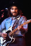 Waylon Jennings Photo - Waylon Jennings Supplied by Globe Photos Inc