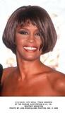 Train Photo -  13th Soul Train Awards at the Shrine Auditorium in LA CA Whitney Houston Photo by Lisa RoseGlobe Photos Inc