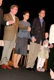 Ali Macgraw Photo - Opening Night on Broadway of Play Festen at the Music Box 239w45st Date 04-09-06 Photo by John Barrett-Globe Photos Inc Curtin Call- Larry Bryggman Ali Macgraw Michael Hayden