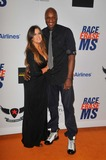 Lamar Odom Photo - Khloe Kardashian and Lamar Odom attending The19th Annual Race to Erase MS Gala Held at the Hyatt Regency Plaza Hotel in Culver City California on May 18 2012 Photo by D Long- Globe Photos Inc