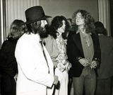 John Bonham Photo - Led Zeppelin John Bonham Jimmy Page and Robert Plant 1976 2290 SchatzbergGlobe Photos Inc