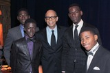 Carlon Jeffery Photo - Kwame Boateng Kwesi Boakyemichael Lomax Kofi Siriboe Carlon Jeffery Attend Uncf an Evening of Stars 2012 1st December 2012 at the Pasadena Convention Center PasadenacaliforniausaphototleopoldGlobe Photos