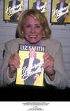 Hugh OBrian Photo - Liz Smith on a Rare Visit to Los Angeles at Brentanos Book Store in Century City CA 9272000 She Is Here to Sign Her Memoir Natural Blonde Liz Smith with Actor Hugh Obrian Photo by Nina Prommer Globe Photos Inc2000