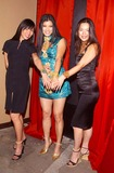 Kim Nguyen Photo - K24038AG            SD0212KELLY HUS CHINESE NEW YEAR PARTY KELLY HU STAR OF SCORPION KING HOSTED A CHINESE NEW YEAR PARTY WITH TRADITIONAL CHINESE DANCING DRAGONS AND ACROBATS AT THE LUCKY DUCK RESTAURANT IN LOS ANGELES CALIFORNIAKIM NGUYEN_KELLY HU_DONNA LEWPHOTO BYAMY GRAVESGLOBE PHOTOS INC    2002