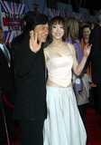 Fann Wong Photo - Fann Wong and Jackie Chan - Shanghai Knights - World Premiere - El Capitan Theater Hollywood CA - February 3 2003 - Photo by Nina PrommerGlobe Photos Inc2003