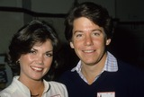 Anson Williams Photo - Lorrie Mahaffey with Her Husband Anson Williams G8801a Photo by Bob V Noble-Globe Photos Inc