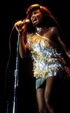 Tina Turner Photo - Tina Turner Photo by Walter IoossGlobe Photosinc