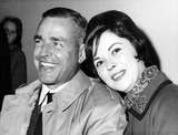 Shirley Temple Black Photo - Shirley Temple Black and Husband Charles Black at the London Airport 3141965 Supplied by Globe Photos Inc