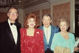 Roy Rogers Photo - Roy Rogers with Steve Allen Jayne Meadows and Dale Evans F9508 Photo by Bob V Noble-Globe Photos Inc