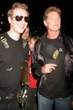 Maximillion Cooper Photo - I13572CHWGUMBALL 3000  CELEBRATES ITS 10TH ANNIVERSARY WORLD TOUR WITH A LOS ANGELES VIP PARTY SPONSORED BY PUMATROPICANA BAR AT THE ROOSEVELT HOTEL HOLLYWOOD CALIFORNIA 08-09-2008DAVID HASSELHOFF AND MAXIMILLION COOPER - FOUNDER OF GUMBALL 3000 PHOTO CLINTON H WALLACE-PHOTOMUNDO-GLOBE PHOTOS INC