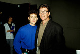 Kirk Cameron Photo - Kirk Cameron and Alan Thicke Photo Globe Photos Inc