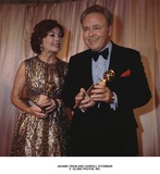 Carroll OConnor Photo - Jeanne Crain and Carroll Oconnor Globe Photos Inc