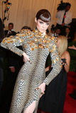 Coco Photo - The Metropolitan Museum of Art Costume Institute Gala Celebrating the Exhibition punkchaos to Couture the Metropolitan Museum of Art NYC May 6 2013 Photos by Sonia Moskowitz Globe Photos 2013 Coco Rocha