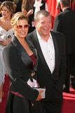 William Shatner Photo - 56th Annual Primetime Emmy Awards Arrivals at the Shrine Auditorium in Los Angeles California 091904 Photo by Nina Prommerphil RoachGlobe Photos Inc 2004 William Shatner and Wife