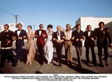 Paul Newman Photo - Steve Mcqueen Robert Wagner Faye Dunaway William Holden Jennifer Jones Fred Astaire Paul Newman Richard Chamberlain Robert Vaughn  Oj Simpson From the Film the Towering Inferno Photo by OrlandoGlobe Photos Inc