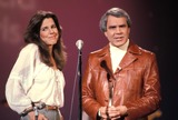 Patti Davis Photo - Patti Davis and Rich Little 1981 Credit Globe Photos Inc