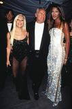 Gianni Versace Photo - Donatella Versace Gianni Versace and Naomi Campbell Jerzy DabrowskiimapressGlobe Photos Inc