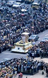 John Paul Photo - Pope John Paul Ii Photo Hubert Van Es  Globe Photos Inc 1981