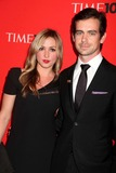 JACK DORSEY Photo - Time Magazine Celebrates Time 100 Issue on the 100 Most Influential People in the World Time Warner Center Rose Hall NYC 05-04-2010 Photos by Sonia Moskowitz Globe Photos Inc 2010 Jack Dorsey (Twitter) and Kate Greer