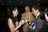 ANNA BENSON Photo - the Baseball Writers Association of America Dinner on Sunday 01-29-2006 at the Sheraton New York Hotel New York City Photo Barry Talesnick-ipol-Globe Photos Inc 2006 Anna Benson