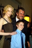 Cameron Bright Photo - New York Premiere Screening of Birth at Loews Lincoln Square in New York City 10262004 Photo by Sonia MoskowitzGlobe Photos Inc 2004 Nicole Kidman Danny Huston and Cameron Bright