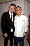 Chef Nobu Photo - DAVE BENETTALPHA  GLOBE PHOTOS INC A12775 050849 03122003 LONDONCHEF NOBU AND TAYLOR NICK-NOBU RESTAURANT  SAVE THE CHILDREN GALA AT THE METROPOLITAN HOTEL SPONSORED BY GARRARD THE ROYAL JEWELLERSTHE CHARITY BASH FOR MEMBERS WHICH RAISED AT LEAST 200000  FOR CHILDREN