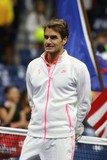Novak Djokovic Photo - Novak Djokovic Beats Roger Federer to Win Open Tennis Mens Finals at Arthur Ashe Stadium 9-14-2015 John BarrettGlobe Photos