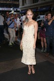 Anna Sophia Robb Photo - Anna Sophia Robb attends at the Marchesa Fashion Show the St Regis Hotel NYC September 16 2015 Photos by Sonia Moskowitz Globe Photos Inc
