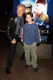 Alex D Linz Photo -  Race to Space Screening Dga LA CA 03132002 Photo by Amy GravesGlobe Photosinc2002 (D) James Woods and Alex D Linz