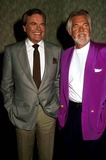 Kenny Rogers Photo - Kenny Rogers with Robert Wagner 1993 16664 Photo by Phil Roach-ipol-Globe Photos Inc